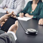 電話会議に必要となる機器・機材とは?
